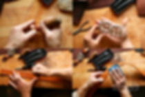 jak se vyrabi rucne opasek