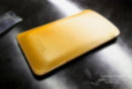obal pro mobilní telefon ručně vyrobený