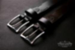bridle belt handmade