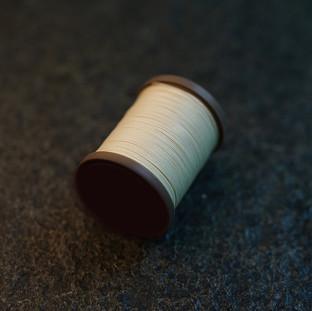 Royal White - barva ručního šití na pouzdra pro telefon