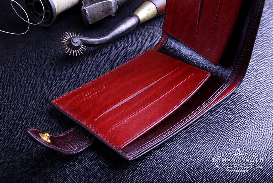 cevena panska peněženka