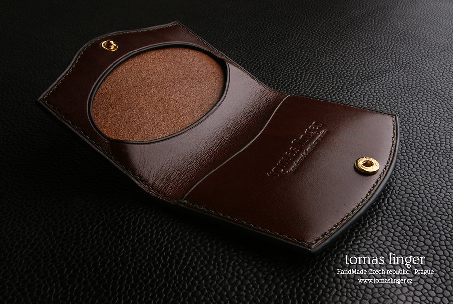 pánská peněženka drobné a bankovky
