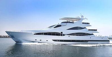 luxury yacht mould