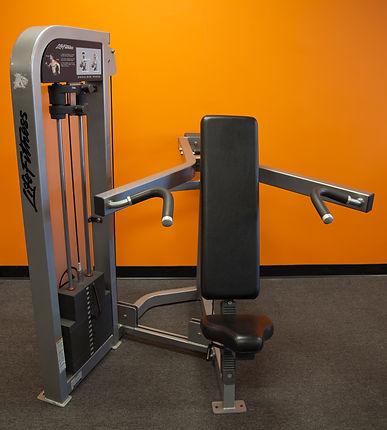 Life Fitness Pro 2 Shoulder Press