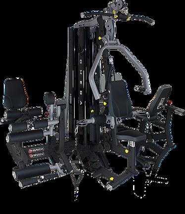 Batca x2 gym