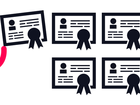 Important Certifications in Marketing