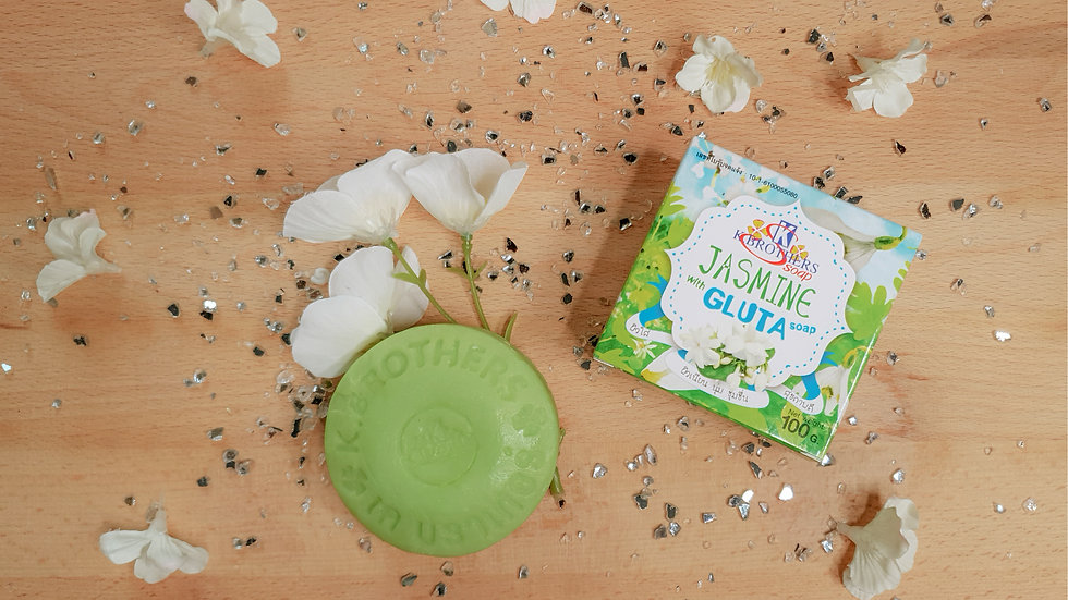 K.Brothers Jasmine Gluta Soap