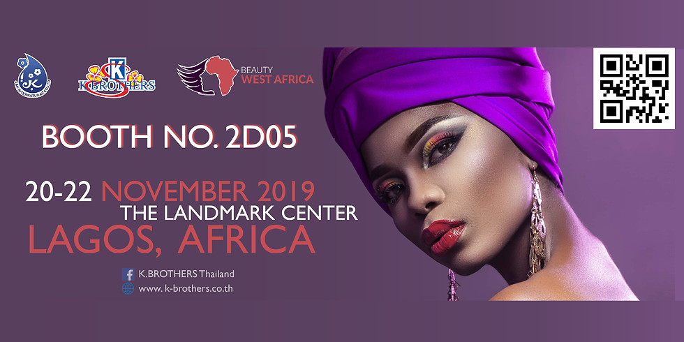 Beauty West Africa 2019
