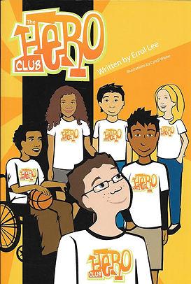 Hero Club written by Errol Lee