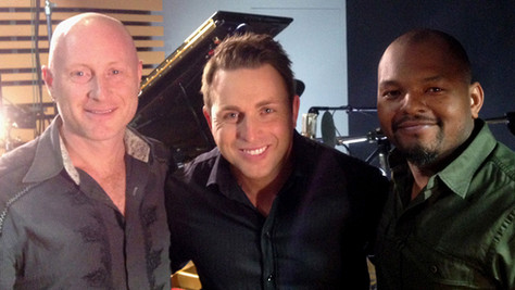 Johnny Reid Session