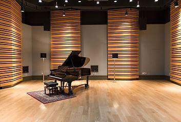 Noble Street Studios #StudioA - Live Floor