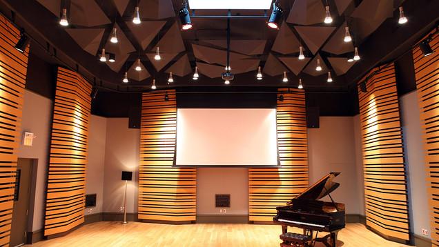 Studio A - Live Floor