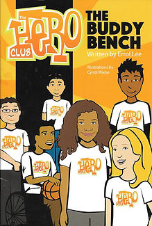 The Buddy Bench written by Errol Lee