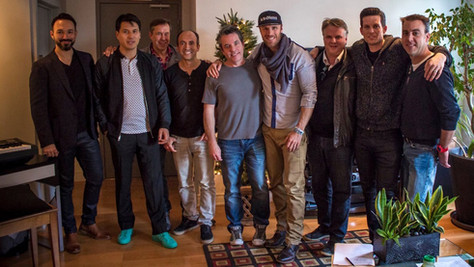The Tenors Session