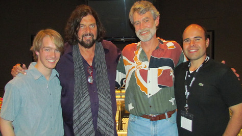 Alan Parsons Session