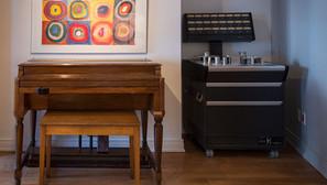 Studio B Equipment