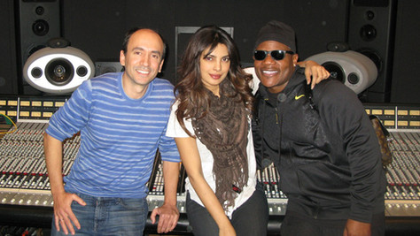 Priyanka Chopra Session