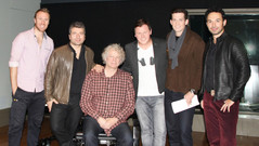 Maxime Landry and The Tenors Session