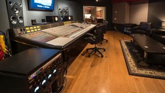 Studio B - Control Room