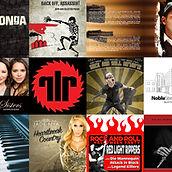 Album Cover Artwork and Web Design in Toronto