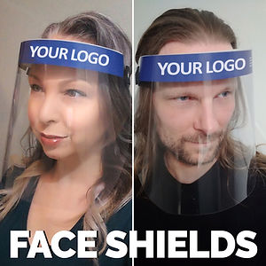 Face Shields made in Toronto