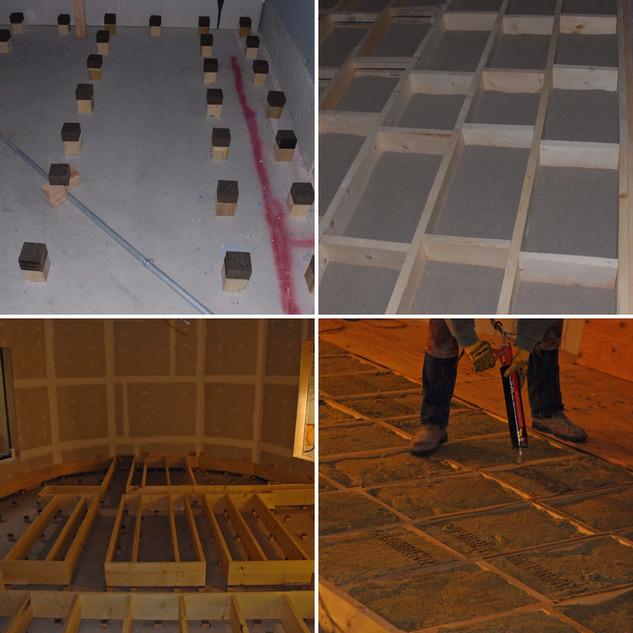 #construction of #NobleStreetStudios