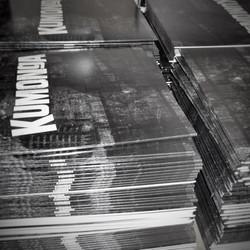 "12"" Vinyl Pressing"