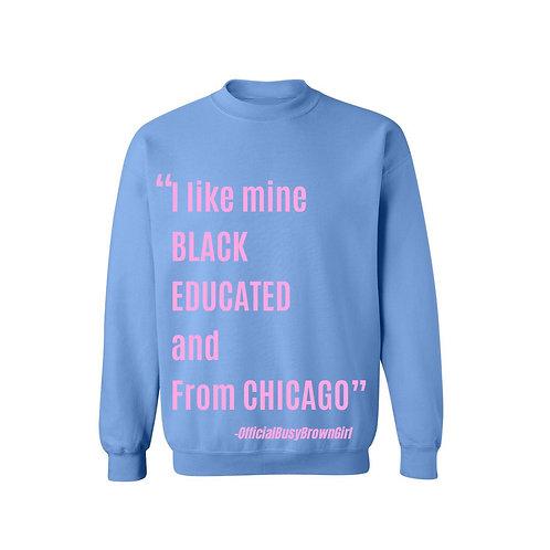 LIMITED ED Viral Crewneck Sweatshirt
