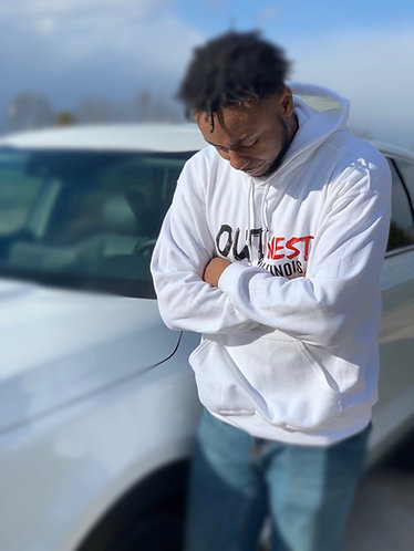 Where You From? Hoodie (OutWest, OutSouth, OvaEast, UpNorth)