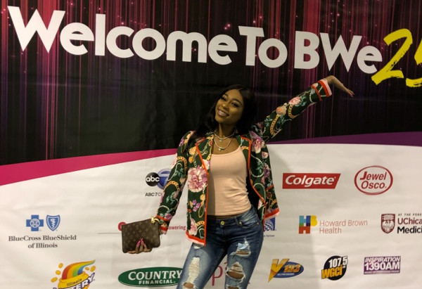 My Black Womens Expo Experience! | BETHerTV & Being Mary Jane