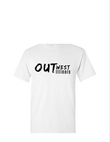 """""""Where you from?"""" Unisex T-Shirt (OutWest, OutSouth, OvaEast, UpNorth)"""