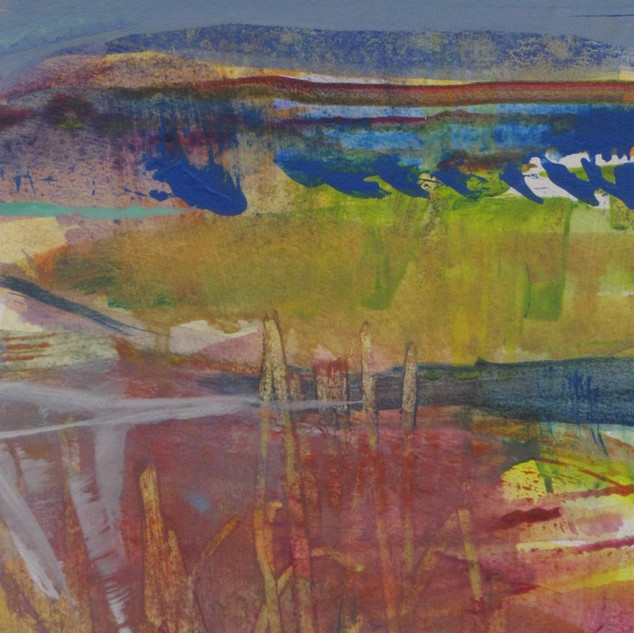 Hebridean Summer - Sold