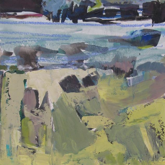Highland River - Sold