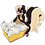 Thumbnail: Lemon Meringue Skunk Sticker
