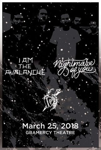 Copy of I Am The Avalanche VIP-3-25-2018