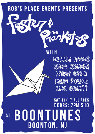Boontunes Poster