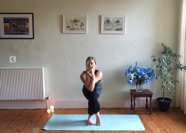 A 10-Pose Sequence to Relieve Post-Workout Stiffness