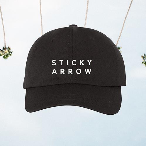 Sticky Arrow Cap