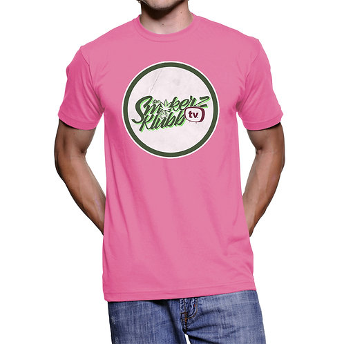 Smokerz Klubb - Think Pink T Shirt
