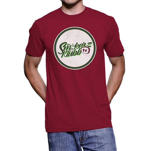 Smokerz Klubb - Ron Burgendy T Shirt
