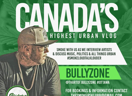 BULLYZONE ON THE SMOKERZ KLUBB