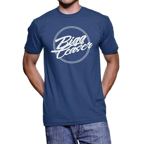 Bigg Ceaser - True Blue T Shirt