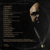 BIGG CEASER - A STORY UNTOLD BACK COVER.