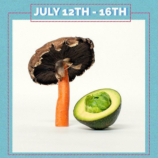 July 12th - 16th