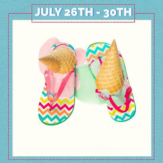 July 26th - 30th