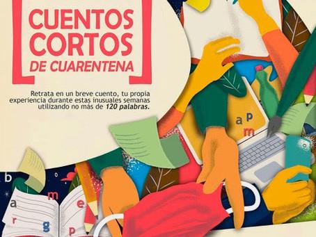 """Alejandra Osorio es una de las ganadoras del concurso """"Cuentos cortos de cuarentena"""""""