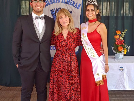 Colegio Almenar celebra su 21° Aniversario
