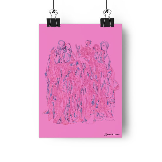 Crowded in Pink (2020)