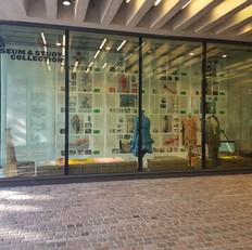 (2019)  FAD+ co-create Window Galleries, Central Saint Martins, King Cross, London