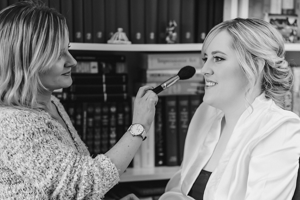 make you up ltd bridal prep leeds wedding photographer Yorkshire